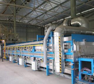 Erste SGGC Anlage in Russland in Betrieb genommen
